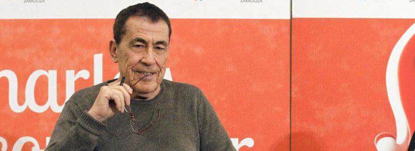 El escritor Fernando Sánchez Dragó