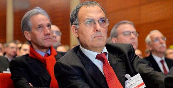 Carmelo Barbagallo, nuevo presidente de la Autoridad de Información Financiera del Vaticano