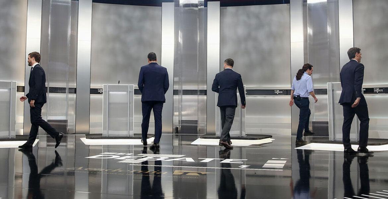 debate-candidatos-residencia-gobierno-elecciones-10N2019