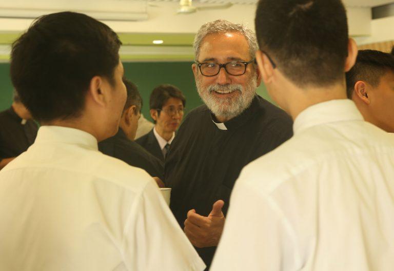 Juan Antonio Guerrero, prefecto de la Secretaría de Economía del Vaticano