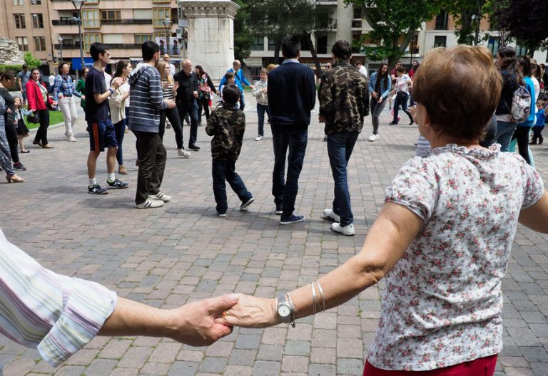 un grupo de laicos en un acto en valladolid: Fotos Arzobispado de Valladolid