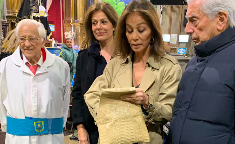 padre angel isabel preysler