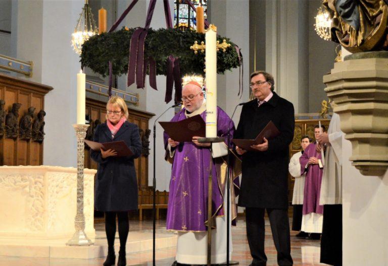 El cardenal Marx, en la apertura del Sínodo de la Iglesia alemana