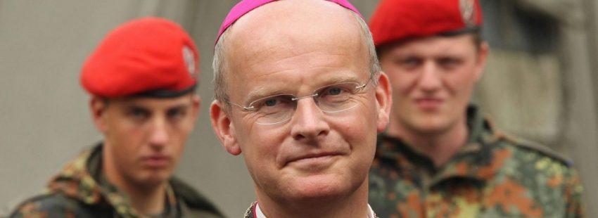 El obispo alemán Franz Josef Overbeck