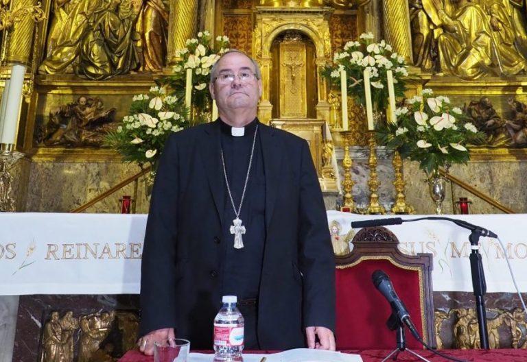 El nuevo arzobispo de Toledo, Francisco Cerro