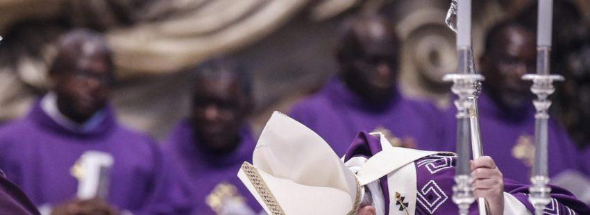 Cientos de africanos participaron en la misa papal por los 25 años de la capellanía congoleña en Roma