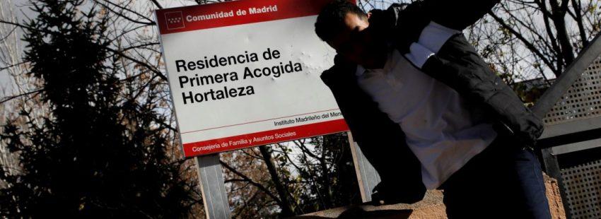 Centro menores migrantes -MENA- en Hortaleza-Madrid