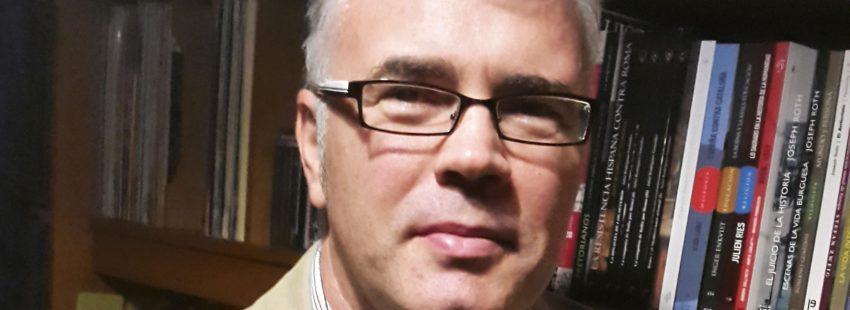 Historiador, autor de 'El día de Reyes. Cuentos de Navidad'