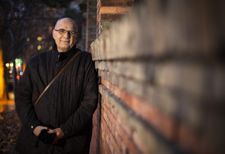 José Luis Centeno, cura secularizado