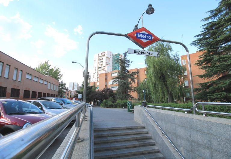 Metro Esperanza