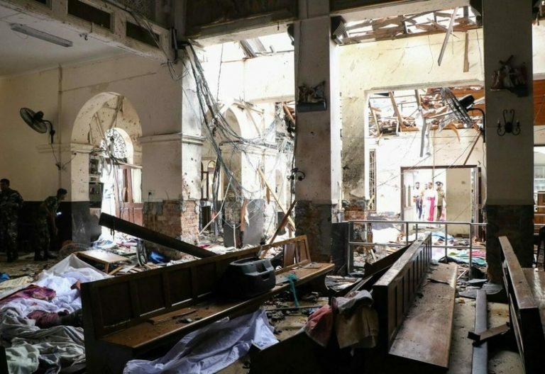 Burkina Faso atentado iglesia protestante