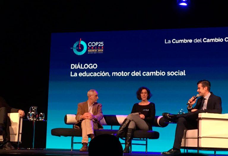 Foro sobre cambio climático de la Fundación Pablo VI