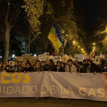Marcha por el Clima Madrid
