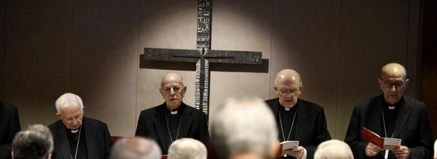 obispos-blazquez-omella-asamblea-plenaria-noviembre-2019