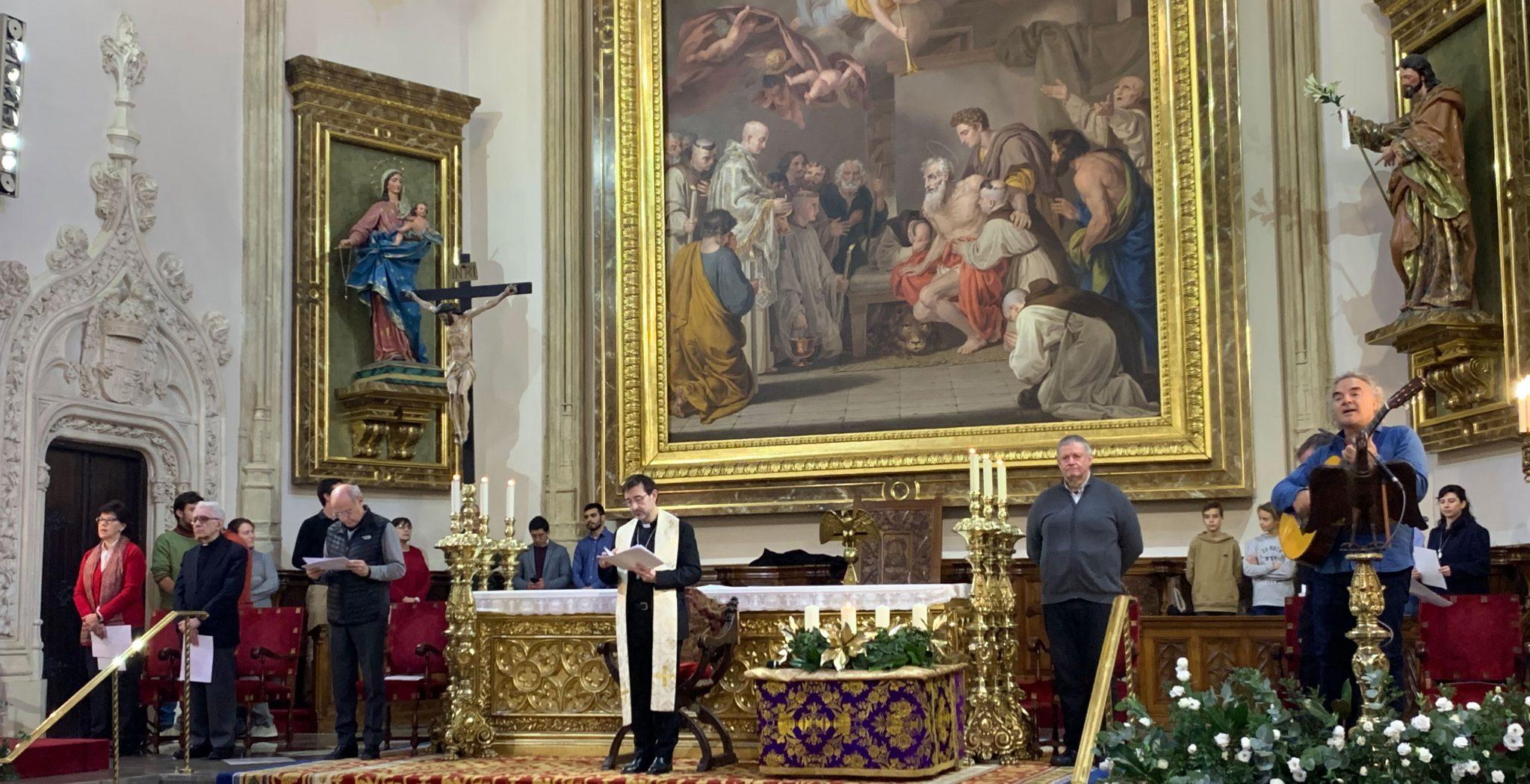 Oración por el clima Madrid