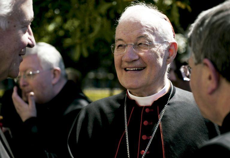 Marc Ouellet, prefecto de la Congregación para los Obispos