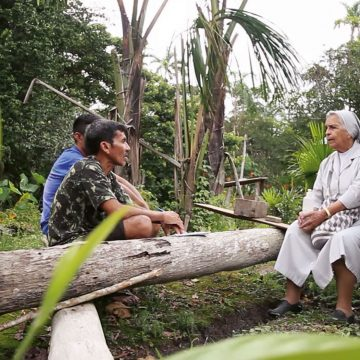Religiosa, Amazonía