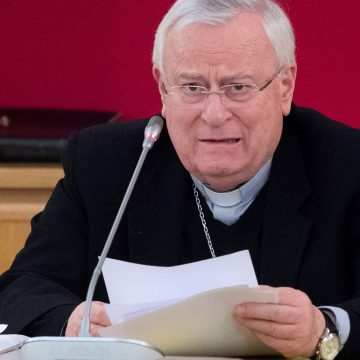 Presidente de los obispos italianos