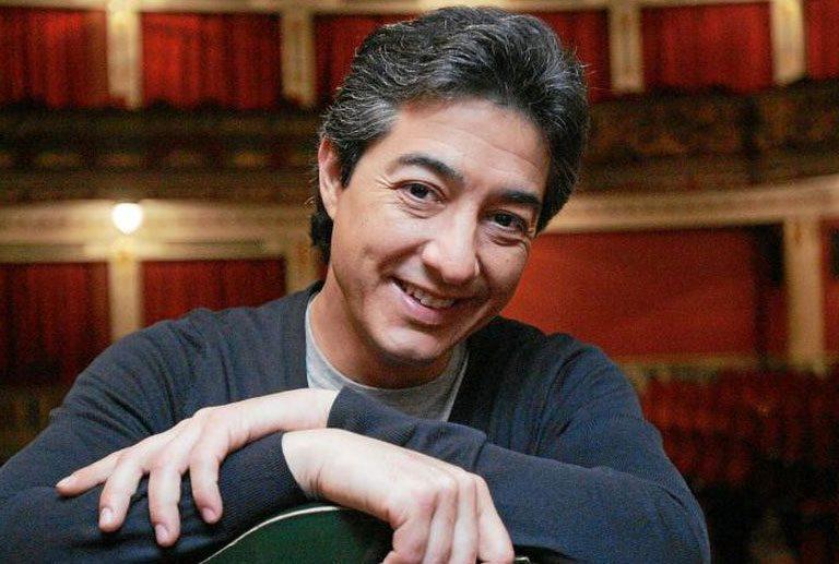 El músico Juan Valderrama