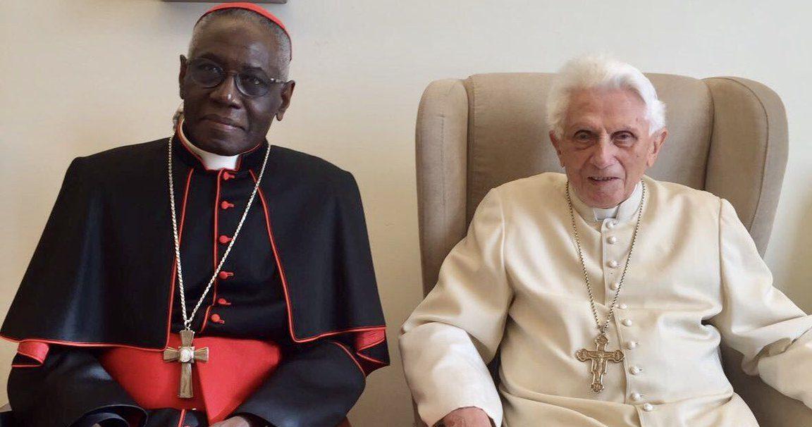 Benedicto y Sarah