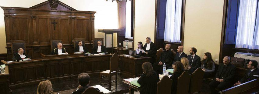 juicio caso Vatileaks
