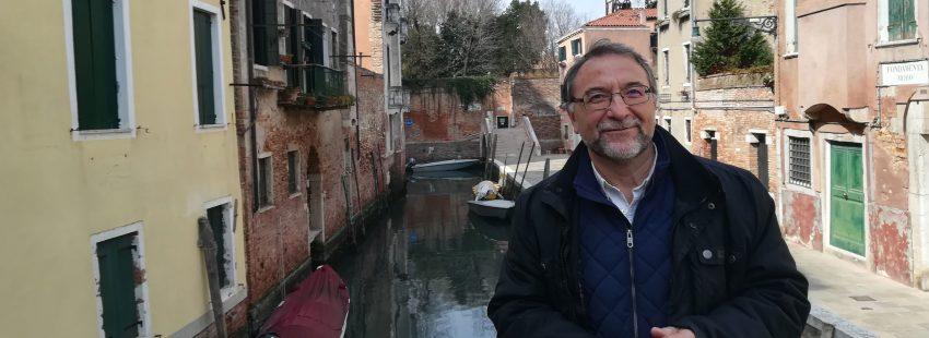 Miguel Ángel Millán, director de la Fundación Hospital Residencia Sant Camil