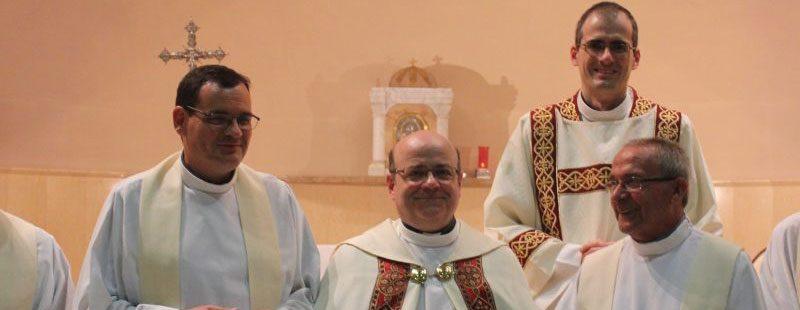 Sergio Requena, director de Seminarios de la Conferencia Episcopal Española