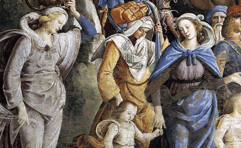 Mujeres de la Biblia: Séfora