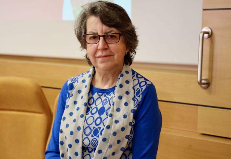 Isabel-Cuenca secretaria general de justicia y paz