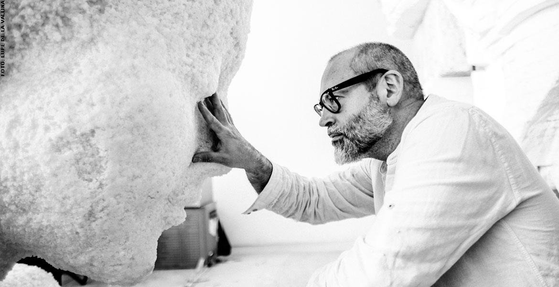 El escultor Javier Viver expone sus 'pasiones' en el Museo Lázaro Galdiano