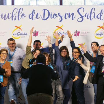 Congreso Laicos Madrid, photocall