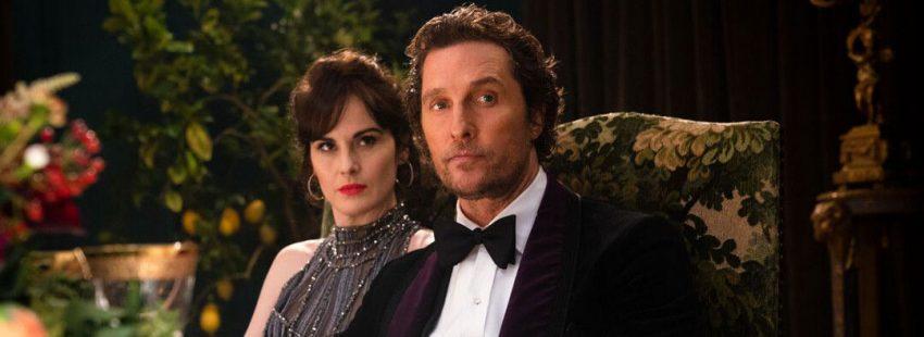 Fotograma de 'Los señores de la mafia'