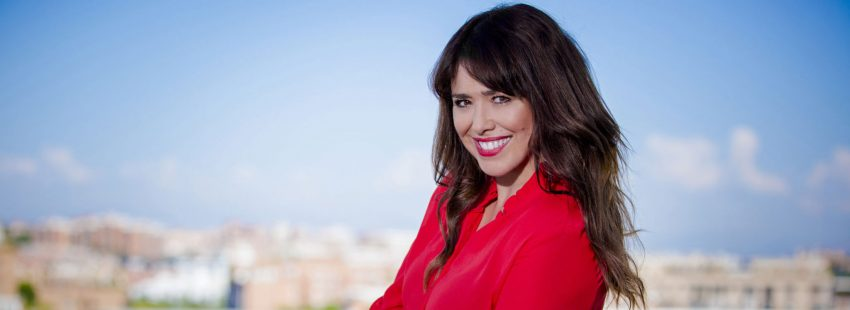 Minerva Piquero, ex presentadora del tiempo en A3