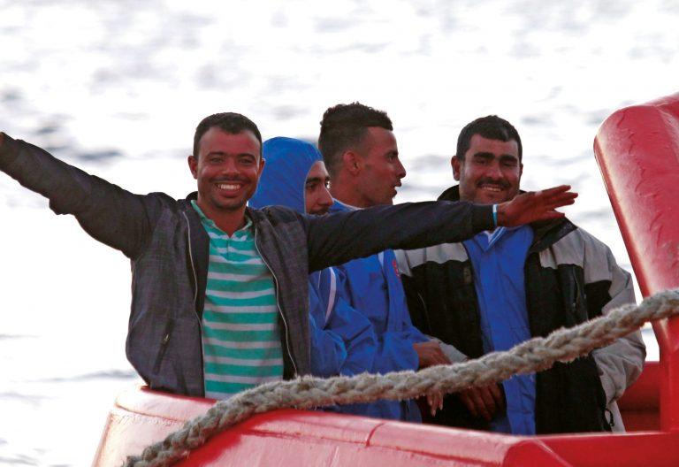 inmigrantes_Mediterráneo