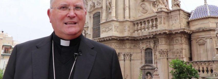 José Manuel Lorca Planes, obispo de Cartagena