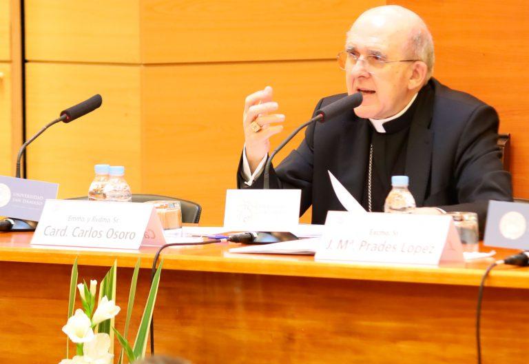 Carlos Osoro, cardenal arzobispo de Madrid