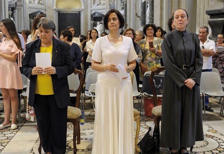 ceremonia de consagración