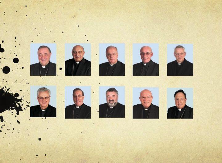 Presidentes de Comisiones Episcopales CEE
