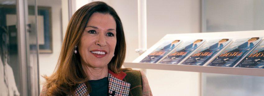 La periodista Carmen Gurruchaga