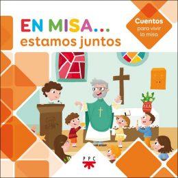 PPC Colección En misa cuentos y cuadernos de juegos
