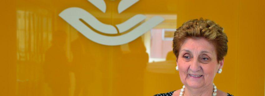 Mariella Enoc, presidenta del Bambino Gesú