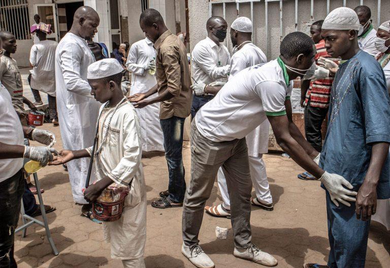 Coronavirus en África