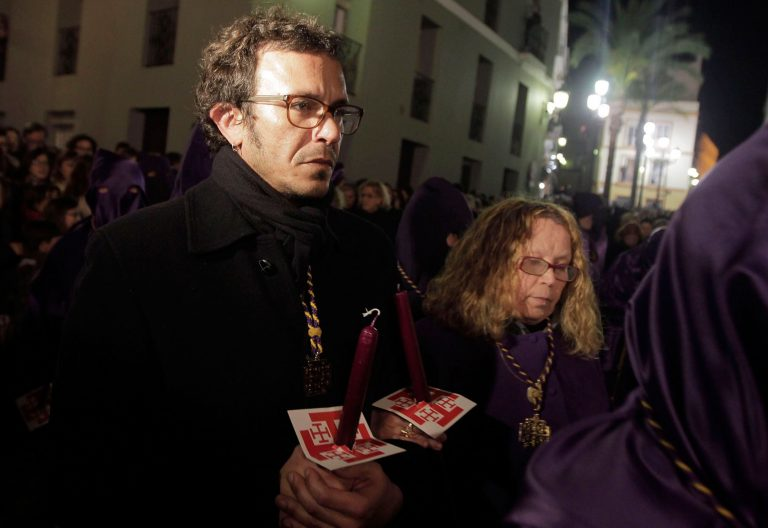 Kichi, alcalde de Cádiz