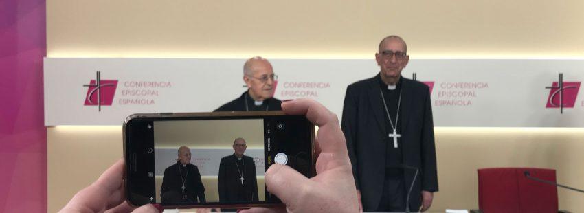 El cardenal Omella, nuevo presidente de la Conferencia Episcopal
