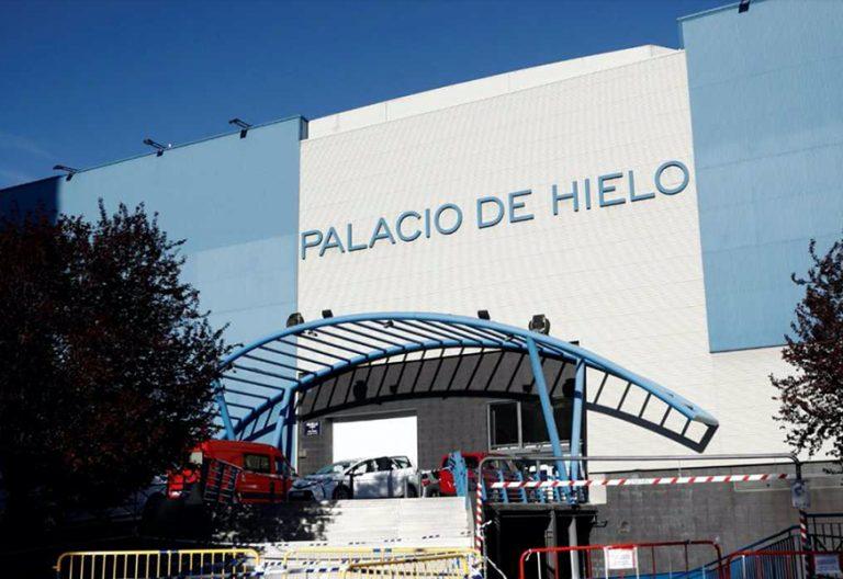 palacio de hielo Madrid coronavirus