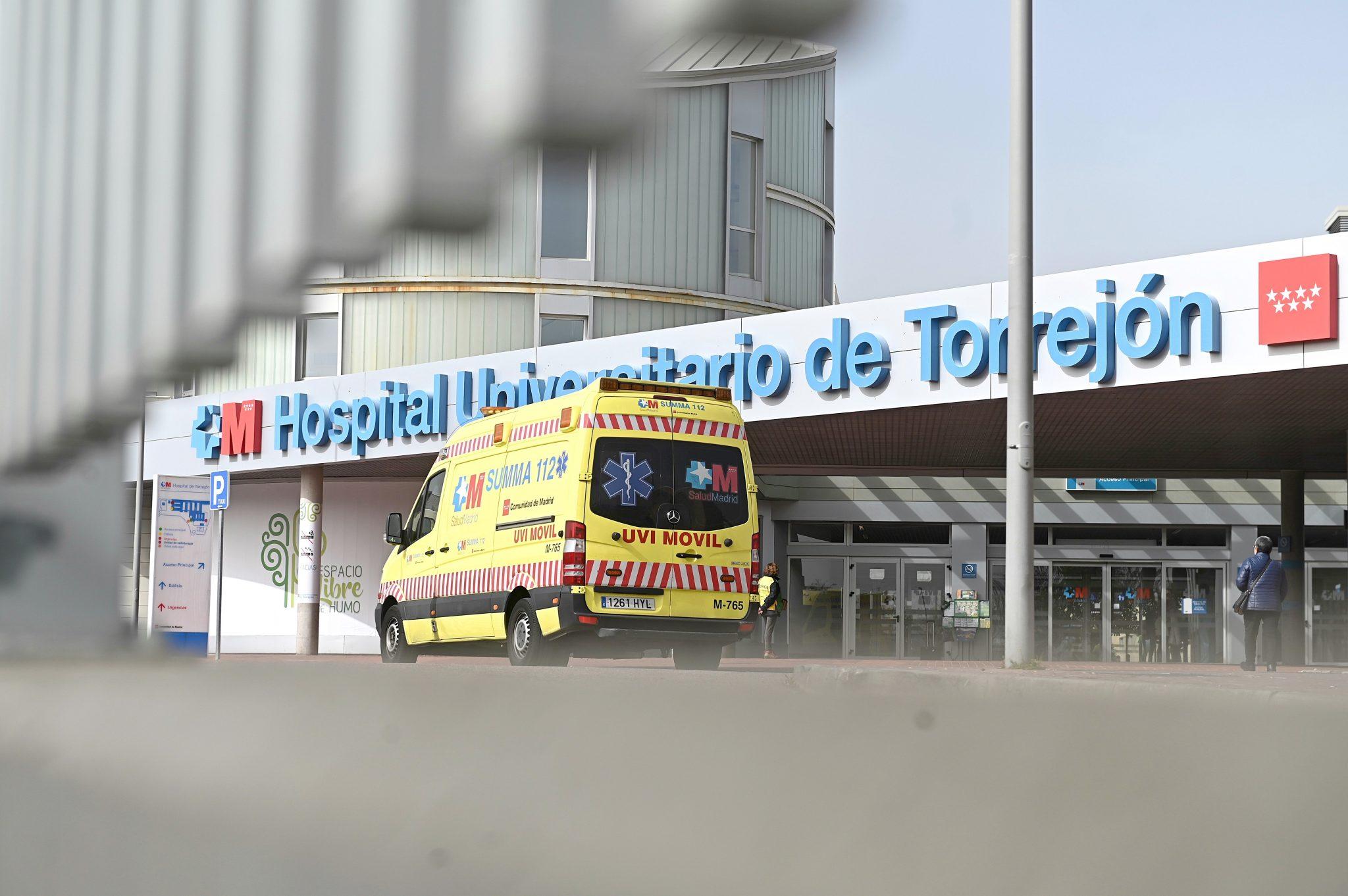 Torrejon de Ardoz Madrid Coronavirus