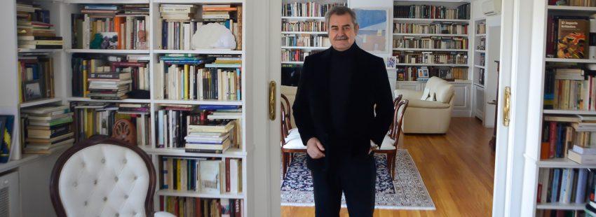 El periodista Fermín Bocos