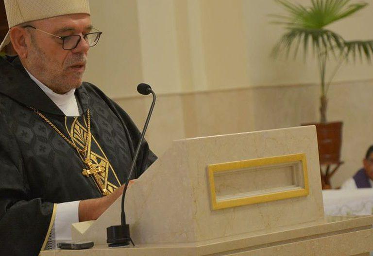 José Luis del Palacio, obispo del Callao