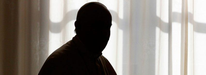 Papa Francisco oscuro
