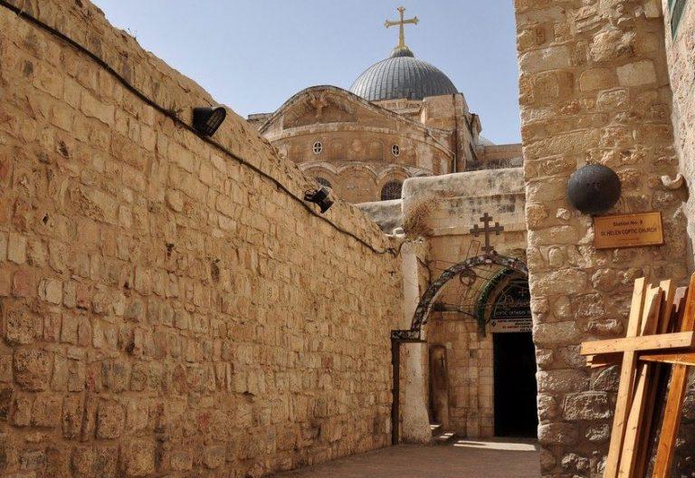 Vía Dolorosa de Jerusalén